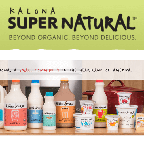Kalona Full Website Design