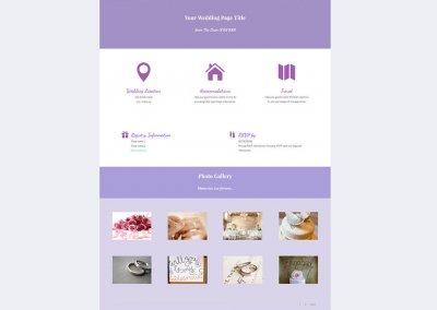 CR Wedding Full Website Creation 3 CR Wedding Full Website Creation