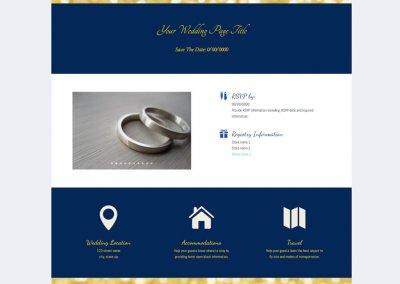 CR Wedding Full Website Creation 2 CR Wedding Full Website Creation
