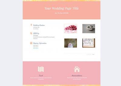 CR Wedding Full Website Creation 4 CR Wedding Full Website Creation