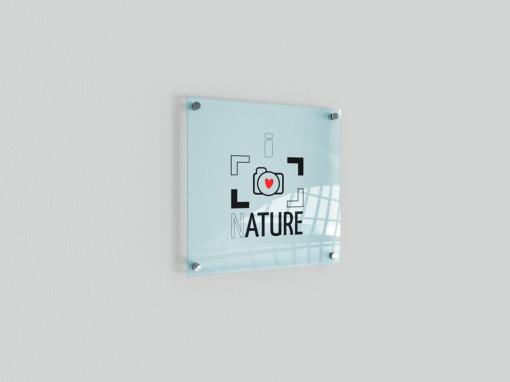 I Shoot Nature Logo